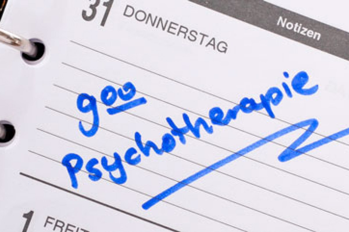 Terminkalender Psychotherapie